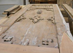 rénovation portes anciennes propriete caillebotte