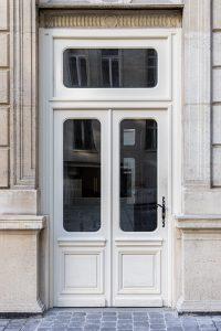 Porte conciergerie 12, place Vendôme